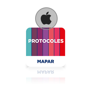 Application Protocoles, version Apple iOS